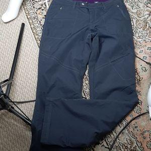 Eddie Bauer sport active fit tall pants